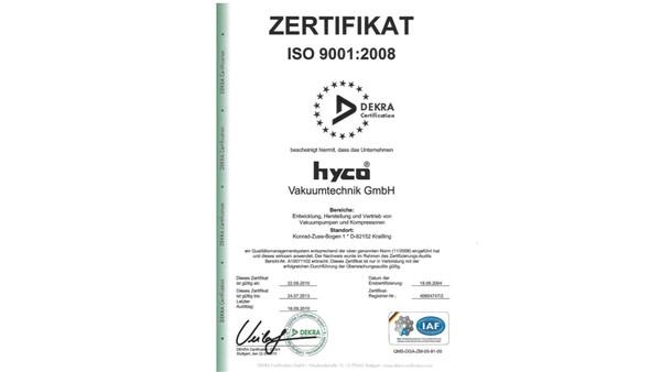 Normal zertifizierung 22092010