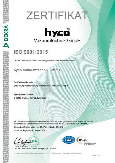 Large zertifikat iso 9001 2015 web