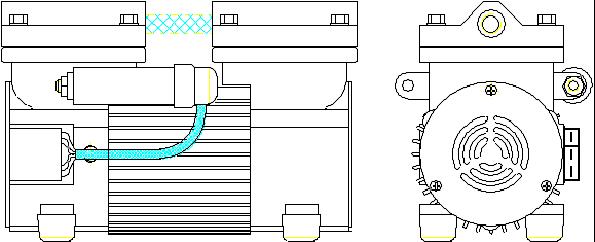 Large pb 23 zeichnung