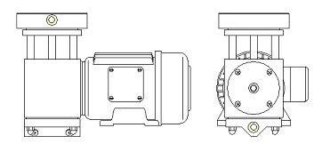 Extralarge pb 29 linearantrieb