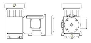 Ultrasmall pb 29 linearantrieb