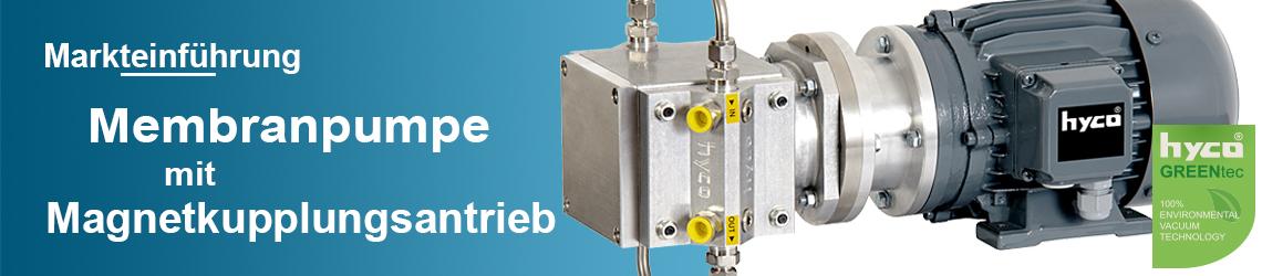 Normal slider membranpumpe  magnetkupplungsantrieb 1140x250px